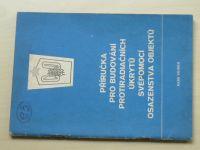Příručka pro budování protiradiačních úkrytů svépomocí osazenstva objektů (1978)