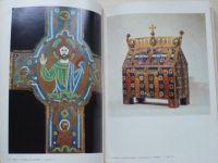 Umění francouzského středověku - Katalog výstavy NG Praha 1978-9
