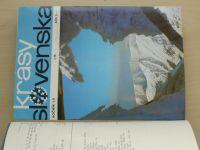 Krásy Slovenska 1-12 (1975) ročník LII. (slovensky)