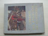 Vaculík - Umenie XIX. storočia na Slovensku (Tvar 1952) slovensky