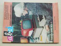 ABC 1-24 (1983-84) ročník XXVIII. (chybí čísla 1, 6-7, 13, 18, 21, 18 čísel)