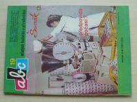 ABC 1-24 (1984-85) ročník XXIX. (chybí číslo 17, 23 čísel)