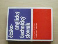 Česko-anglický technický slovník (SNTL 1992)