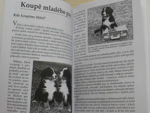 Raber Bernsky Salasnicky Pes 1997 Chovame Psy