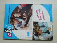 ABC 1-24 (1987-88) ročník XXXII. (chybí čísla 1, 7-8, 12, 15-18, 20-22, 24, 12 čísel)