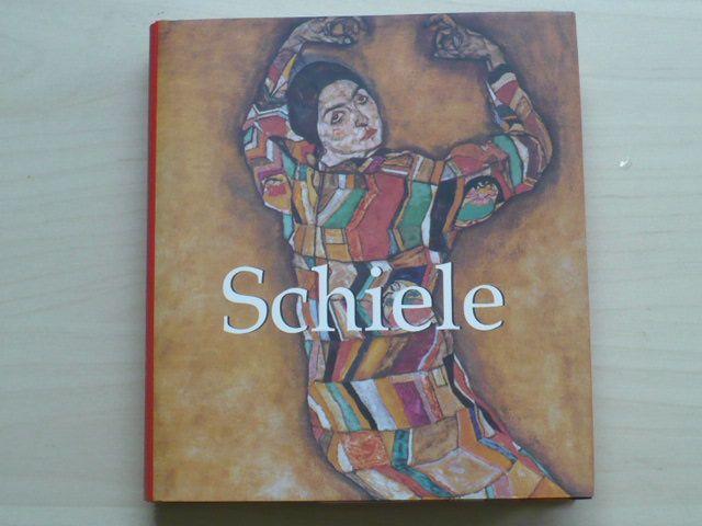 Schiele 1890 - 1918 (2013) Edice Světové umění