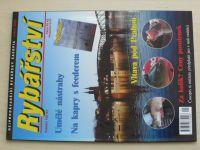 Rybářství 1-12 (2005) chybí číslo 9 (11 čísel)