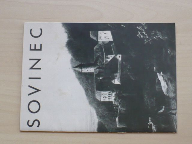 Sovinec - Průvodce, koncepce Jindřich Štreit