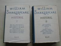 Shakespeare - Historie I. - II. (1964)