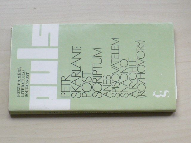 Skarlant - Post scriptum aneb spisovatelem snadno a rychle (1988)