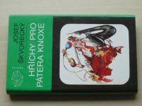 Škvorecký - Hříchy pro pátera Knoxe (1991)