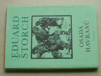 Štorch - Osada havranů (1982) il. Burian