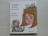 Čtvrtek - Lenka a dva kluci (1978) il. Zmatlíková