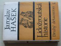 Hašek - Lidožroutská historie (1979)