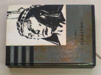 KOD 85/I. II. III. - May - Vinnetou (1960-65) 3 knihy