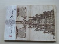 Schindler - Tajemná Olomouc II. aneb Olomouc, jak ji neznáte (2001)