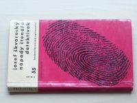 Škvorecký - Nápady čtenáře detektivek (1965)