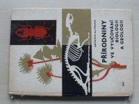 Altmann - Přírodniny ve vyučování biologii a geologii (1975)
