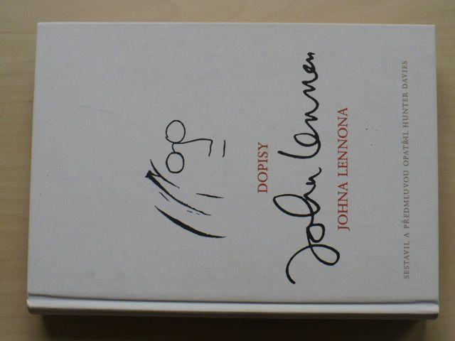 Davies - Dopisy Johna Lennona (2012)