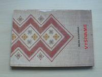 Duchoňová - Vyšívame (1981) slovensky