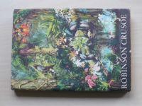 Pleva - Robinson Crusoe (SNDK 1967) podle románu D. Defoa, il. Burian