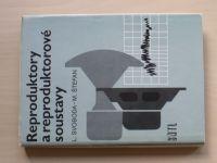 Svoboda, Štefan - Reproduktory a reproduktorové soustavy (1983)