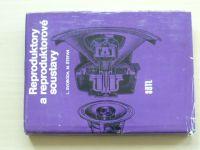 Svoboda, Štefan - Reproduktory a reproduktorové soustavy (1978)