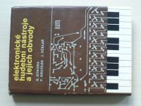 Sýkora - Elektronické nástroje a jejich obvody (SNTL 1981)
