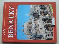 Celé Benátky - 235 barevných ilustrací a plánek města (1995)