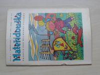 Mateřídouška 2 (1973) ročník XXX.