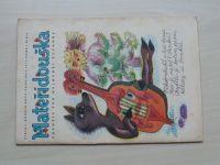 Mateřídouška 4 (1971) ročník XXVIII.