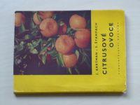 Bartman, Štampach - Citrusové ovoce (Vydav. obchodu 1961)