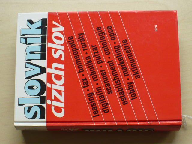 Klimeš - Slovník cizích slov (1995)