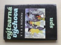 Poupa, Voseček - Výtvarná výchova v 1. a 2. ročníku (1984)