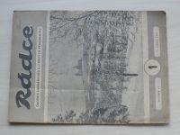 Rádce 1-12 (1957) ročník XLI. (chybí číslo 7, 11 čísel)