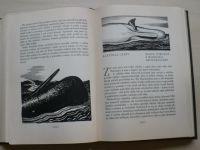 Melville - Bílá velryba (1956) il. Rockwell Kent