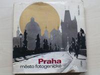 Praha - město fotogenické (1968)