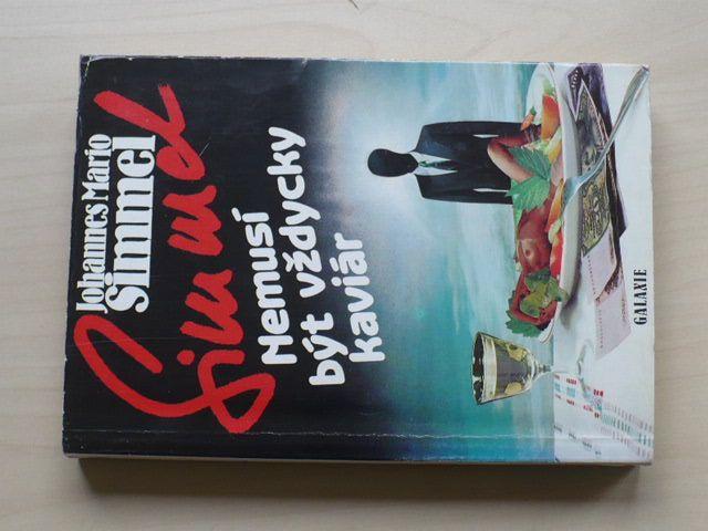 Simmel - Nemusí být vždycky kaviár (1991)