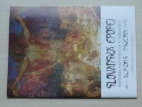 Alfons Mucha - Slovanská epopej - Historie Slovanstva v obrazech - Moravský Krumlov