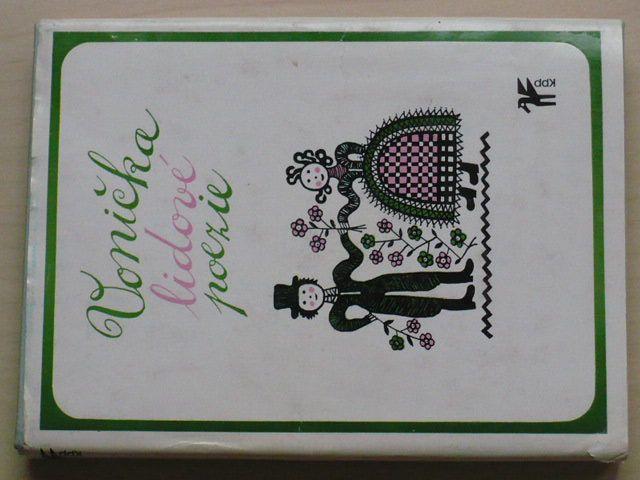 Vyhlídal - Vonička lidové poezie (1975)