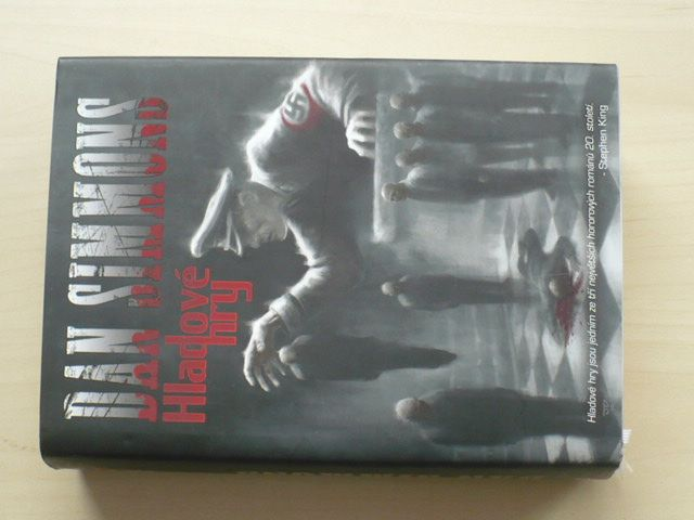 Dan Simmons - Hladové hry (2010)