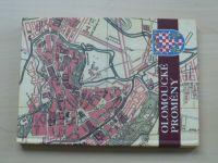 Fiala, Kašpar - Olomoucké proměny (2000) pohlednice 19/20 stol.