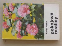 Hieke - Pokojové rostliny (1986)