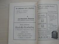 Jubilejní slavnosti živnostenské a obchodní ve Šlapanicích u Brna 1887-1937