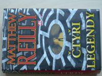 Reilly- Čtyři legendy (2017)