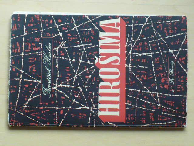 František Hrubín - Hirošima (Borový 1948) l. vydání