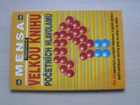 Gale, Skittová - Mensa představuje - Velká kniha početních hlavolamů (2002)