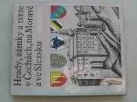Hrady, zámky a tvrze v Čechách, na Moravě a ve Slezsku - Jižní Morava I. díl (1981)