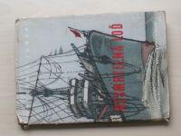 Junga - Nesmrtelná loď (SNDK 1951) Vypravování o křižníku Aurora, il. a obálka V.Fuka