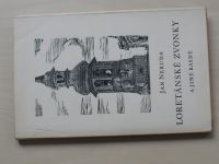Neruda - Loretánské zvonky a jiné básně (Smidt Praha 1941) dřevoryty F. Koblihy